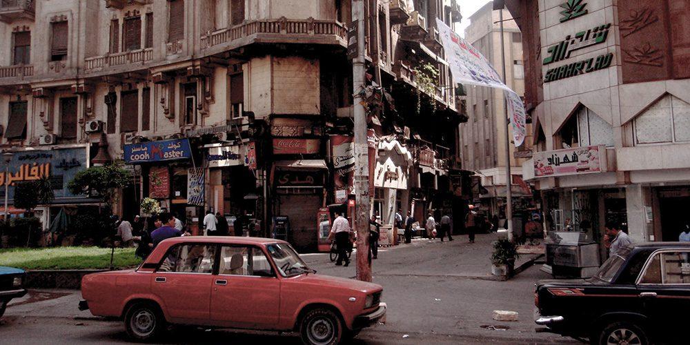 エジプト一人旅 カイロ