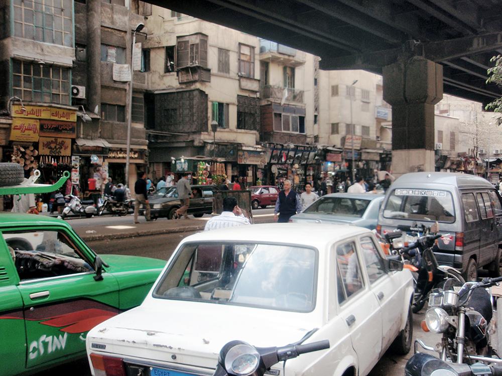 カイロの街1