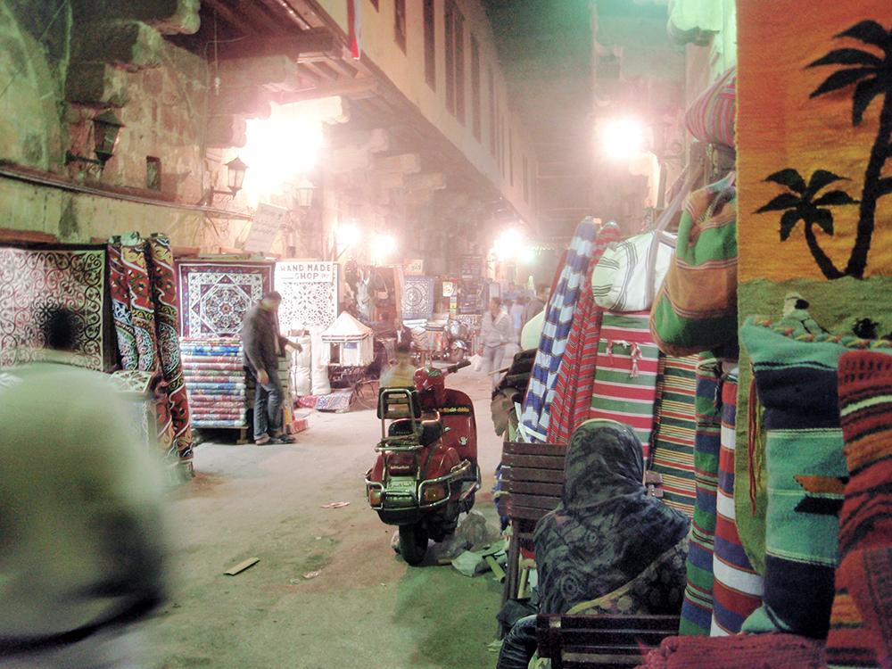 カイロの街4